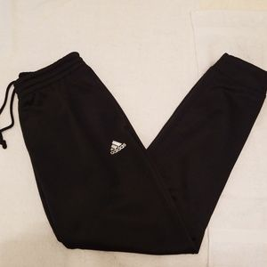Adidas/Climawarm Sweatpants Medium Black